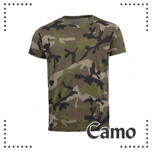 Camo shirt Dordrecht